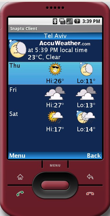 snaptu-weather